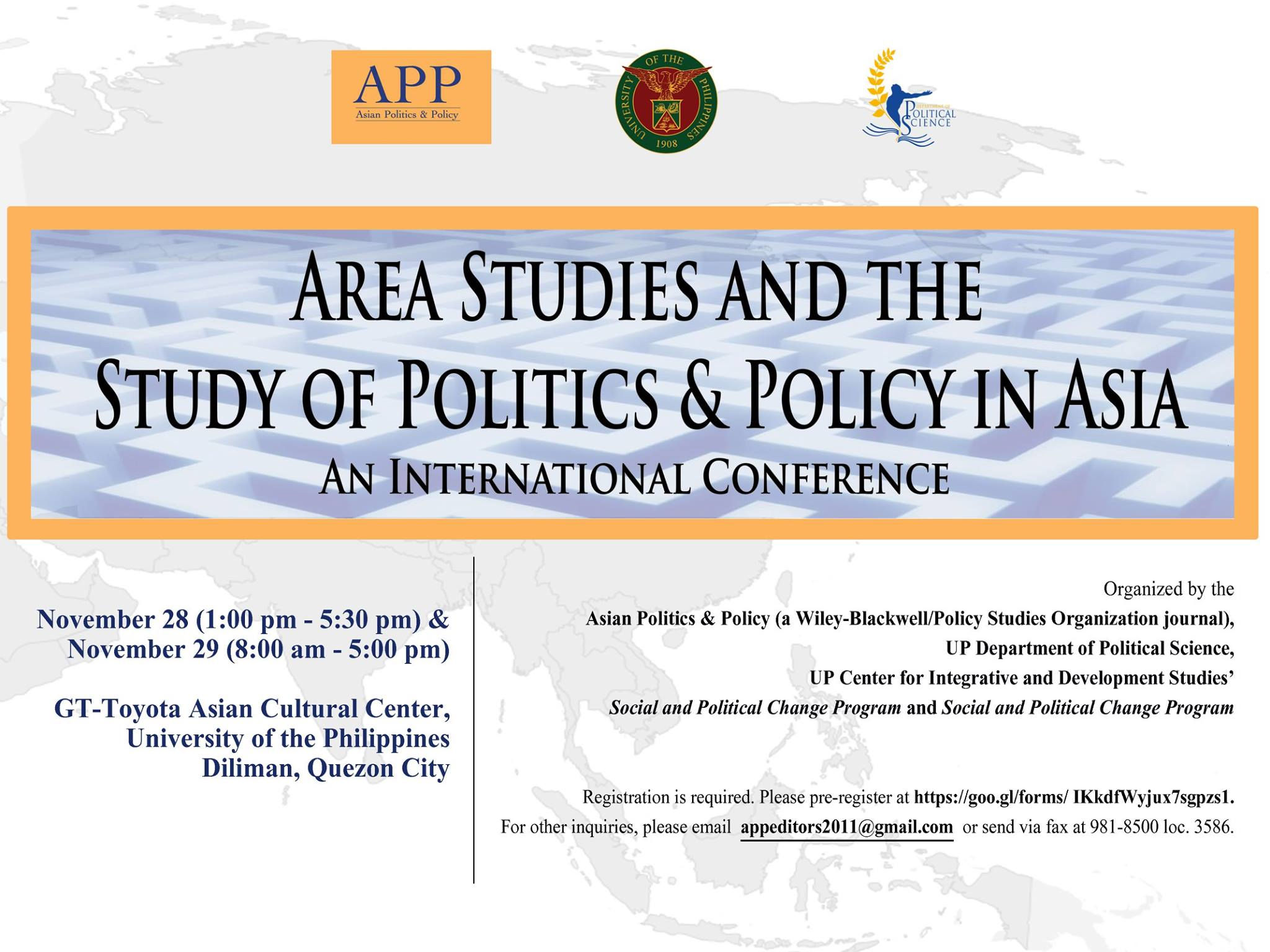 Asian politics and policy journal