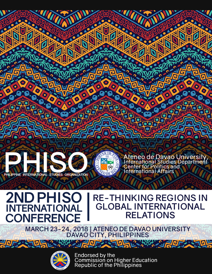 COVER-PAGE for 2nd PHISO Conference Program