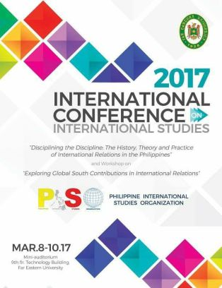 PHISO 1st International Conference