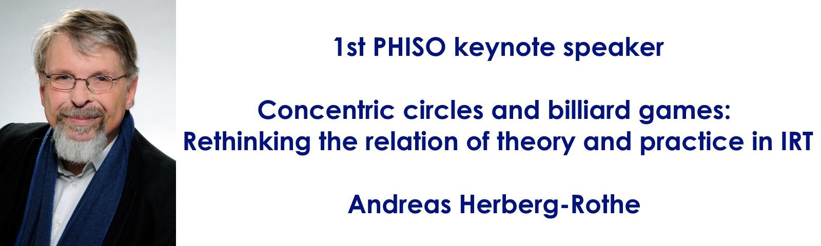 first keynote